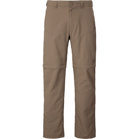 The North Face Horizon Convertible Broek Heren, weimaraner brown